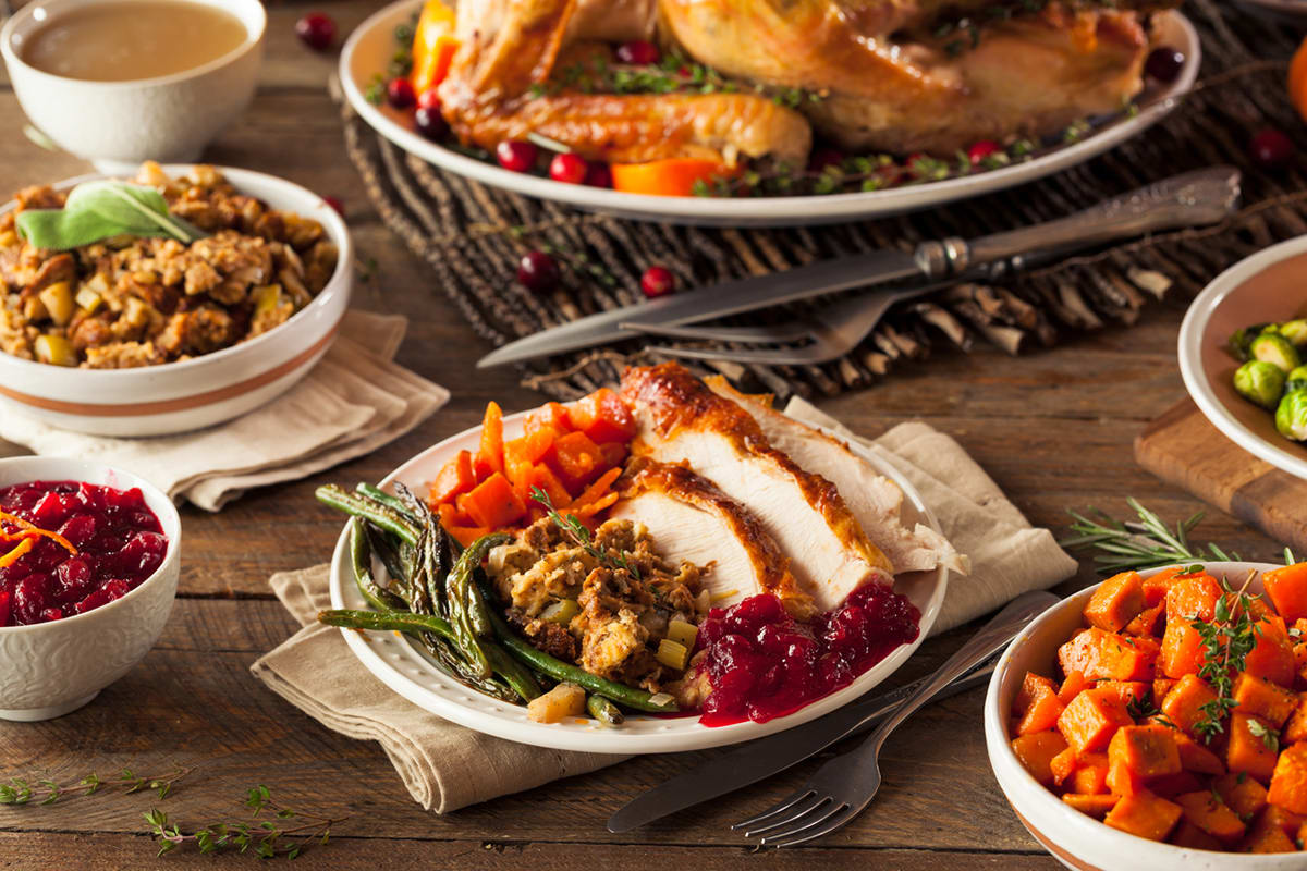 How to Eat Smart This Holiday Season