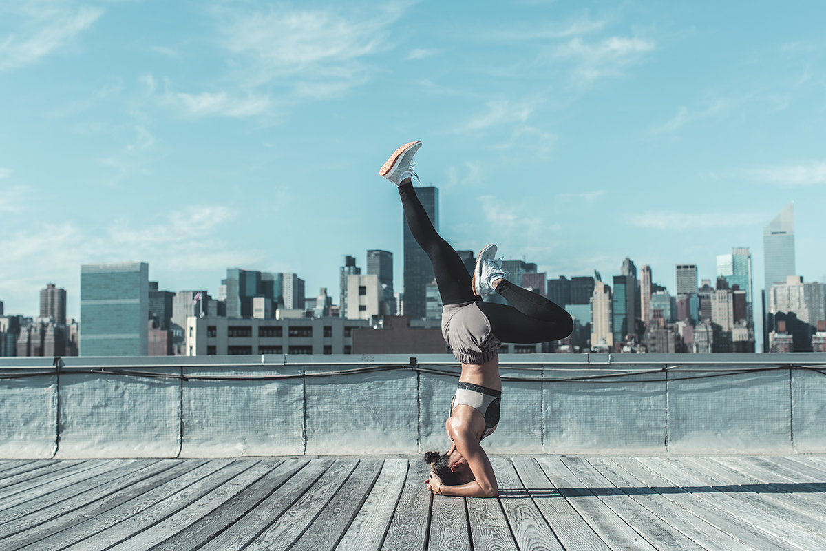 How a Yogi Turned Her Passion into a Career