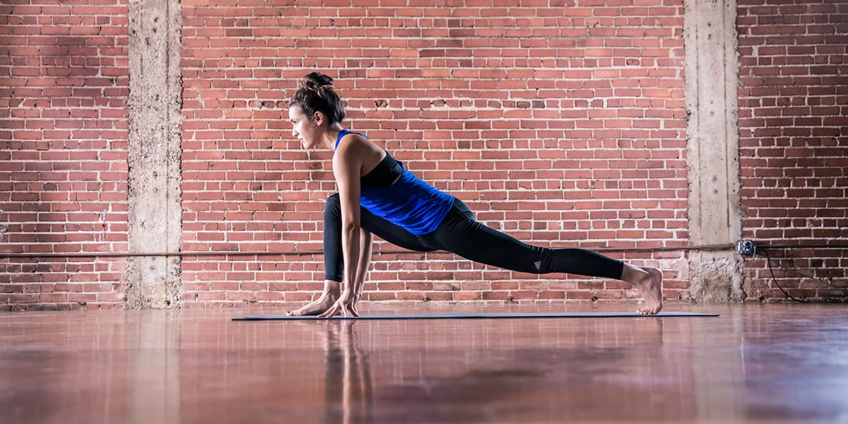 The Benefits of Yoga for Runners - ALL DAY